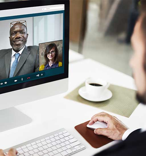 HD Videoconference Interpreters & translators